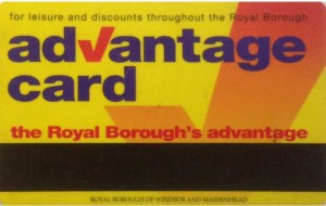rbwm advantage card